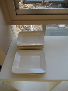 みどりちゃんが気に入ってた外国のパン皿が復刻